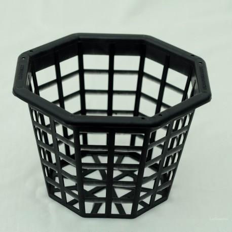 Pot ajouré hexagonal, diamètre 15